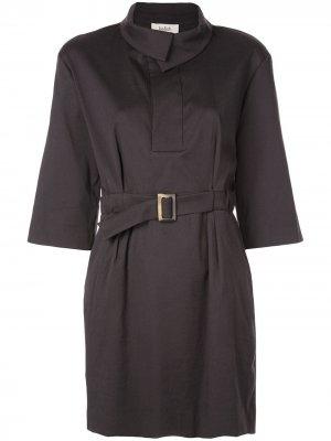 Платье мини с поясом Ba&Sh