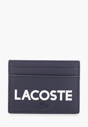 Кредитница Lacoste. Цвет: серый