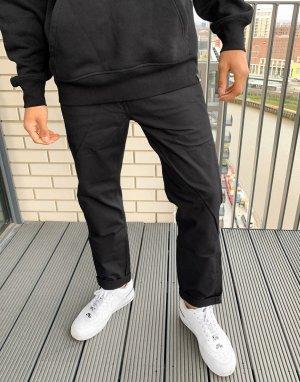 Черные джинсы прямого кроя в стиле милитари Levis Hi-Ball-Черный Levi's