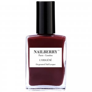 Лак для ногтей LOxygene Nail Lacquer Dial M For Maroon Nailberry