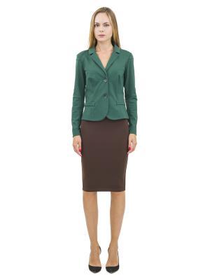 Жакет DOCTOR E. Цвет: зеленый
