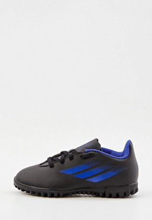 Шиповки adidas X SPEEDFLOW.4 TF J. Цвет: черный