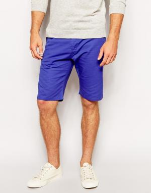 Шорты чиносы Paul Smith Jeans. Цвет: синий
