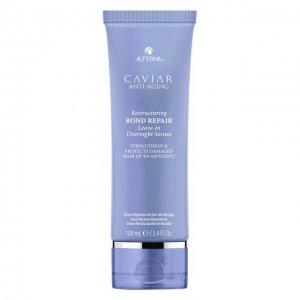 Регенерирующая ночная сыворотка для омоложения волос Alterna. Цвет: бесцветный