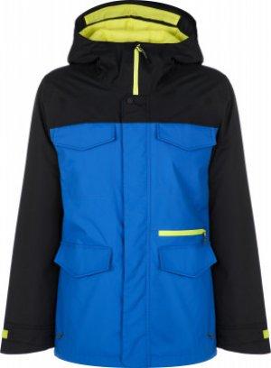 Куртка утепленная мужская Covert, размер 46-48 Burton. Цвет: черный
