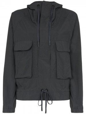 Куртка из коллаборации с Victoria Beckham Reebok x. Цвет: серый