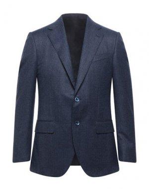 Пиджак CARUSO. Цвет: пастельно-синий