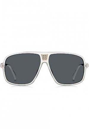 Солнцезащитные очки GIVENCHY. Цвет: белый