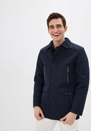 Куртка утепленная Concept Club. Цвет: синий