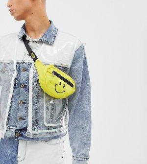Желтая сумка-кошелек на пояс Chinatown Market