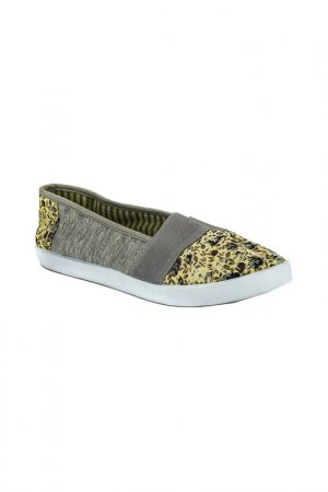 Прогулочная обувь HCS. Цвет: серый