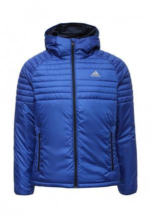 Куртка утепленная adidas CYTINS HO J. Цвет: синий