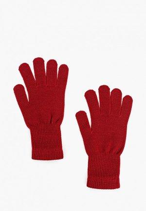 Перчатки Sela. Цвет: бордовый