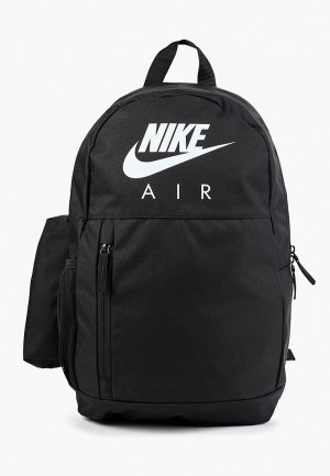 Рюкзак Nike ELEMENTAL KIDS BACKPACK. Цвет: черный
