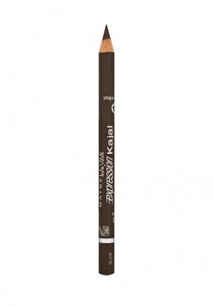 Карандаш для глаз Maybelline New York Expression Kajal, оттенок 38, коричневый,1,14 г. Цвет: коричневый