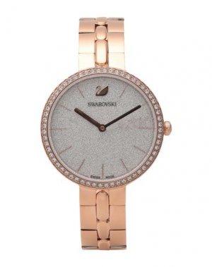Наручные часы SWAROVSKI. Цвет: медный