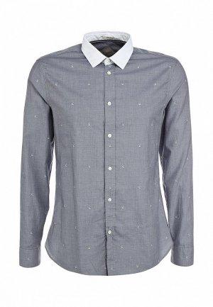 Рубашка Chevignon CH004EMKF911. Цвет: серый