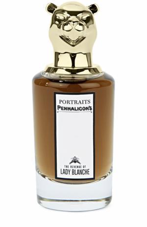 Парфюмерная вода Portraits Revenge Of Lady Blanche Penhaligons Penhaligon's. Цвет: бесцветный