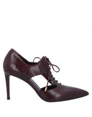 Обувь на шнурках MAGLI by BRUNO. Цвет: красно-коричневый