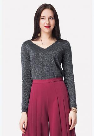 Пуловер Vilatte. Цвет: серый