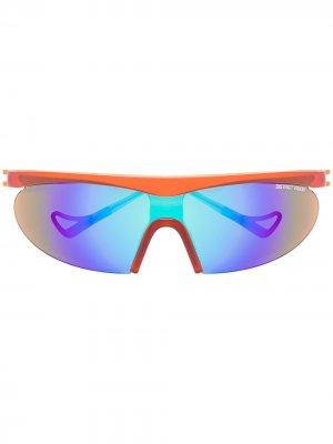 Солнцезащитные очки Koharu Eclipse District Vision. Цвет: оранжевый