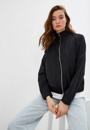 Олимпийка Calvin Klein. Цвет: черный