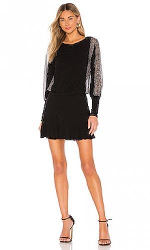 Мини платье dominique Bailey 44. Цвет: черный