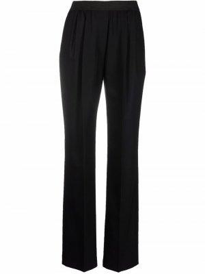 Kempe elasticated-waist trousers Loulou Studio. Цвет: черный