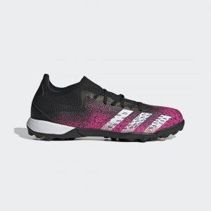 Футбольные бутсы Predator Freak.3 TF Performance adidas. Цвет: черный