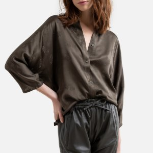 Блуза LaRedoute. Цвет: другие