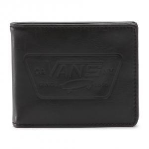 Бумажник Full Patch VANS. Цвет: черный