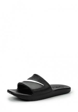 Сланцы Nike Womens Kawa Shower Sandal. Цвет: черный