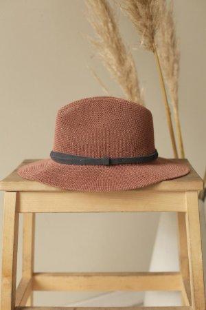 Шляпа-федора GOORIN BROTHERS. Цвет: бордовый