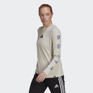 Лонгслив Palm Reader Graphic Sportswear adidas. Цвет: none