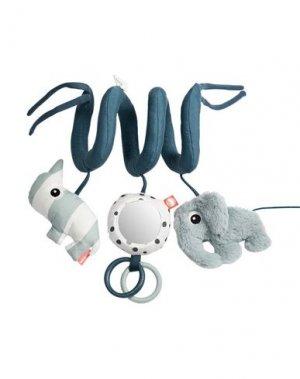 Игрушки для малышей DONE BY DEER. Цвет: грифельно-синий