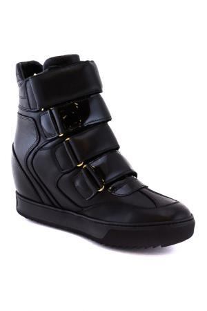 Ботинки Roberto Botticelli. Цвет: чeрный