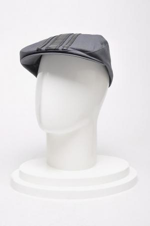 Кепка CNC costume national. Цвет: серый