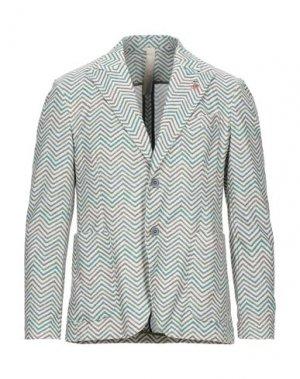 Пиджак FAG. Цвет: светло-зеленый