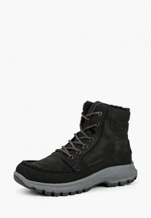 Ботинки Helly Hansen GARIBALDI V3. Цвет: черный
