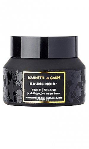 Увлажняющий крем baume noir face NANNETTE de GASPE. Цвет: beauty: na
