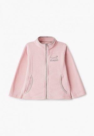 Олимпийка Norveg Light. Цвет: розовый