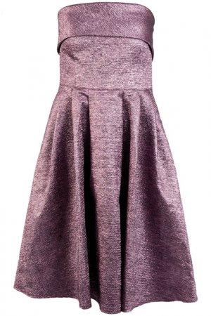 Платье FOREVER UNIQUE. Цвет: розовый