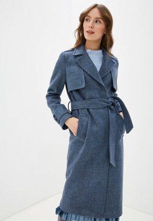 Пальто Alina Assi. Цвет: синий