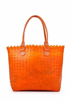 Сумка Lalu LA676BWAZE88. Цвет: оранжевый
