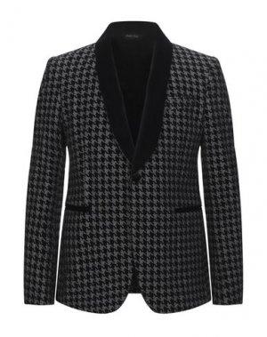 Пиджак BRIAN DALES. Цвет: черный