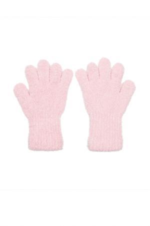 Перчатки Coccodrillo. Цвет: бордовый