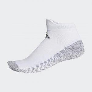Носки Alphaskin Traxion Ultralight Performance adidas. Цвет: черный