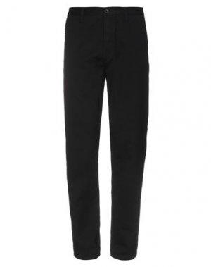 Повседневные брюки DR. DENIM JEANSMAKERS. Цвет: черный