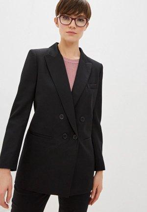 Пиджак Ba&Sh. Цвет: черный