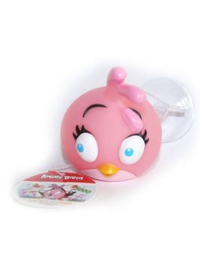 Гель-желе для душа розовая птица Стелла, 70 мл ANGRY BIRDS. Цвет: розовый